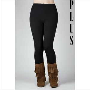 🆑🆕NEW PS BLACK FLEECE LEGGING